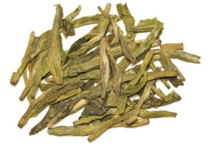 The Famous Dragon Well Lung Ching Green Tea