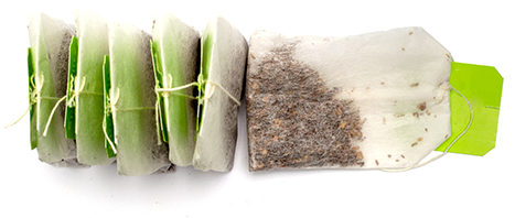 Photo of teabags